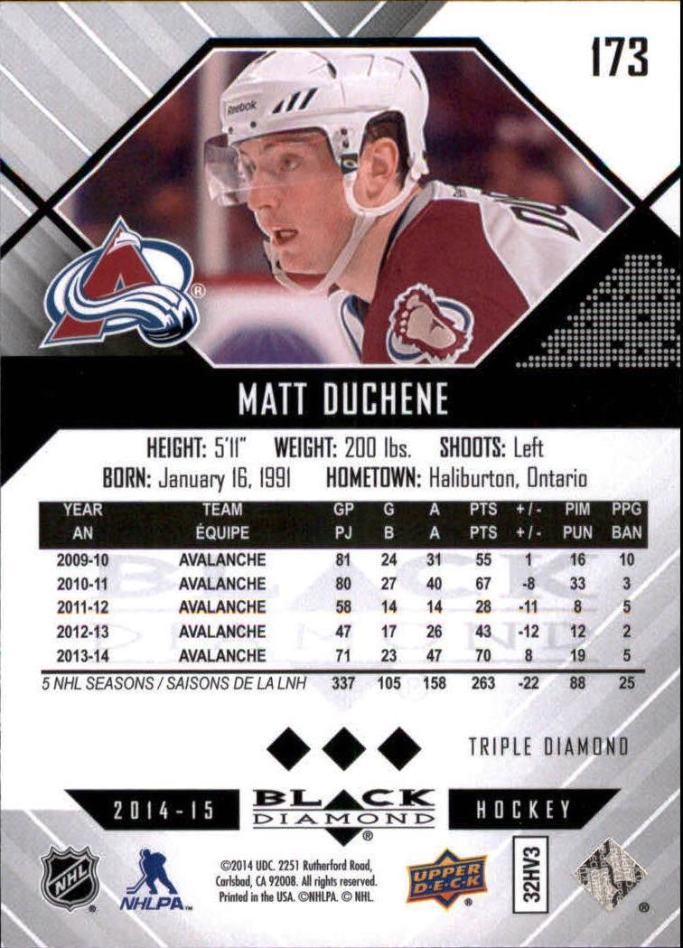 2014-15-Black-Diamond-Hockey-Card-Pick thumbnail 165
