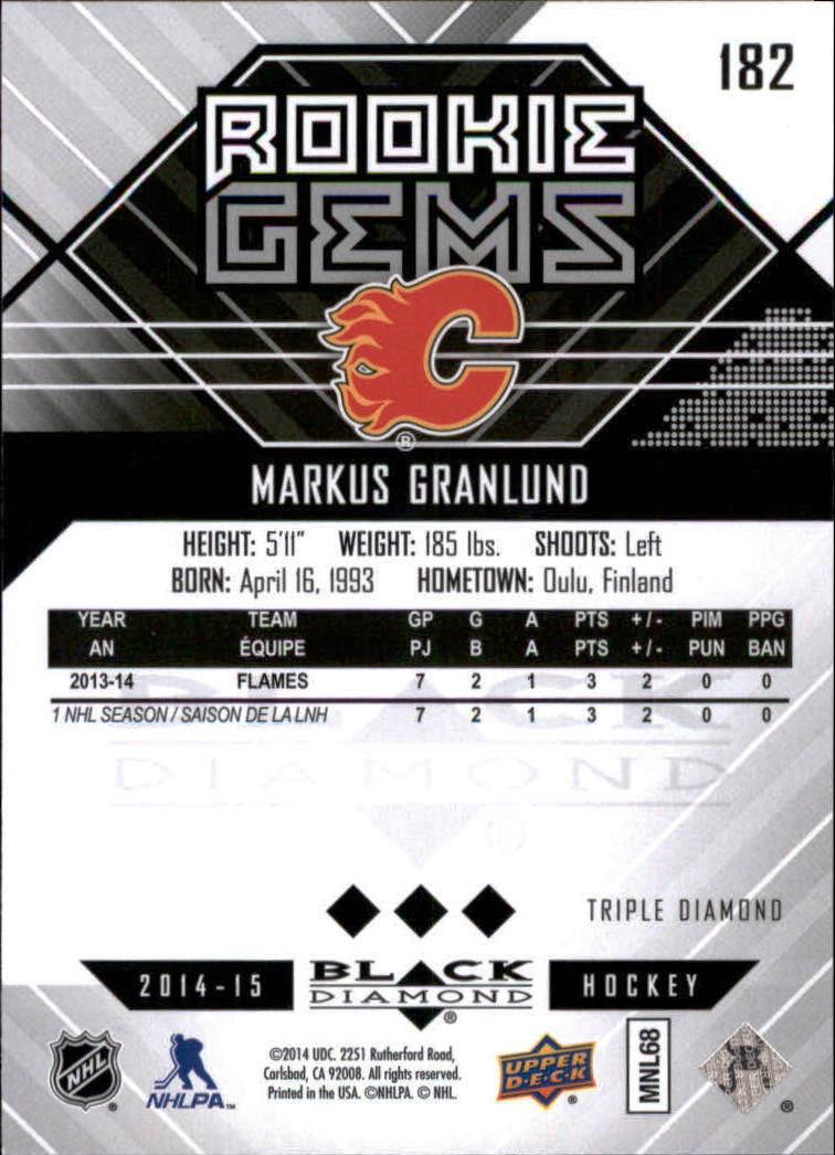 2014-15-Black-Diamond-Hockey-Card-Pick thumbnail 169