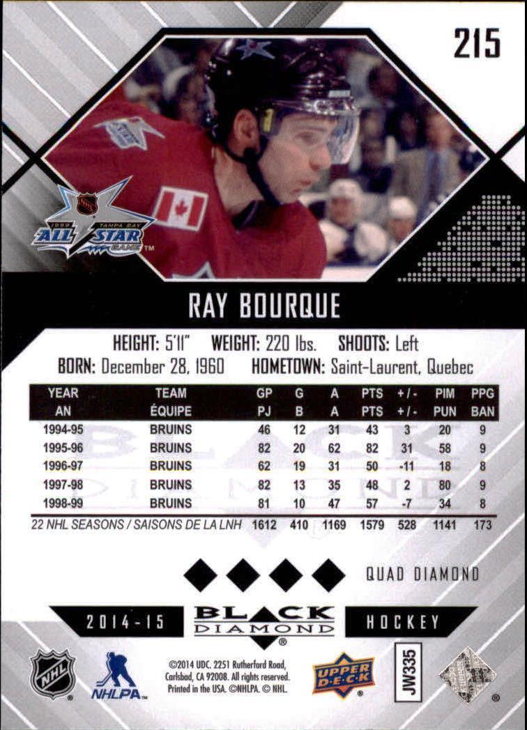 2014-15-Black-Diamond-Hockey-Card-Pick thumbnail 180
