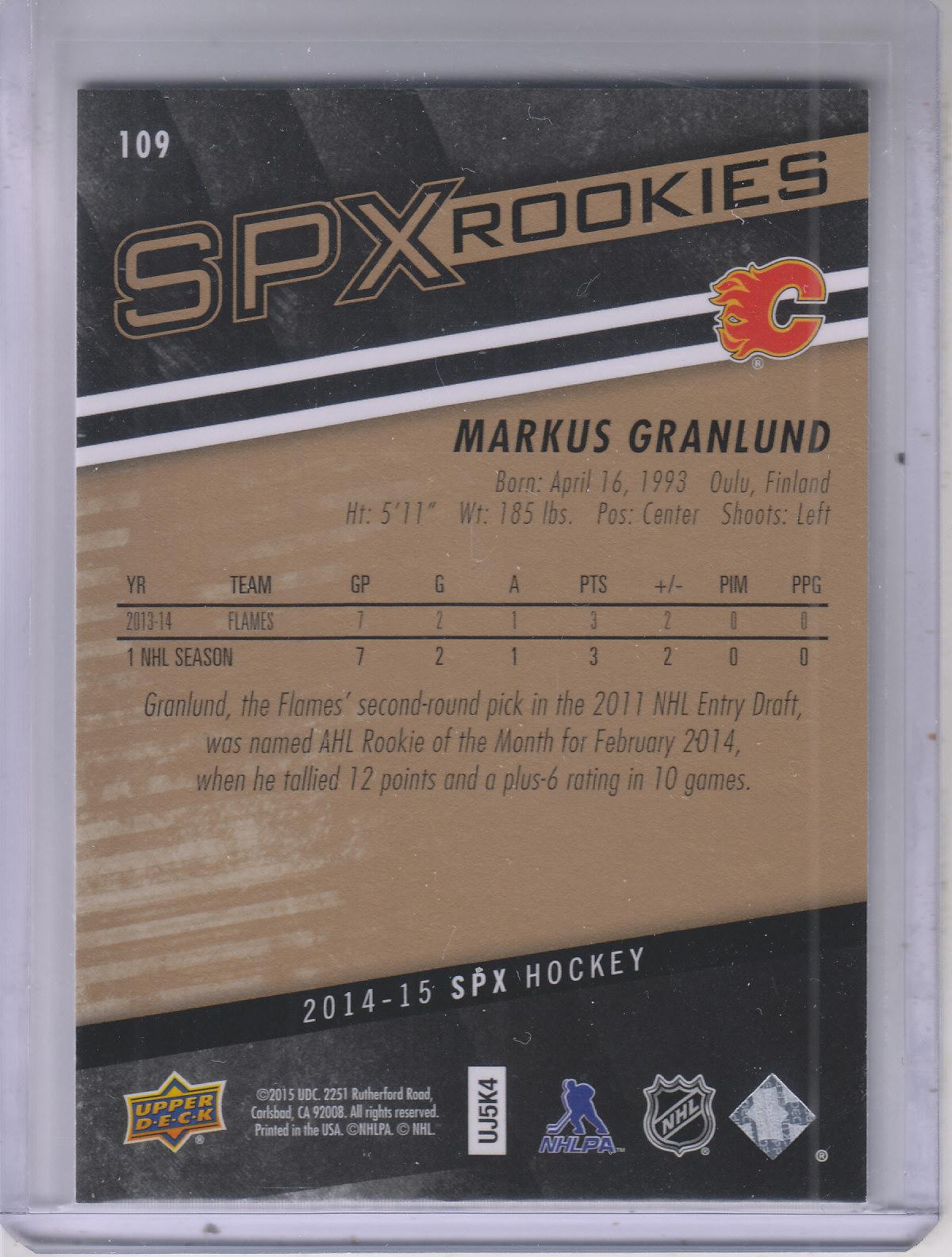 2014-15-SPx-Hockey-Card-Pick thumbnail 41