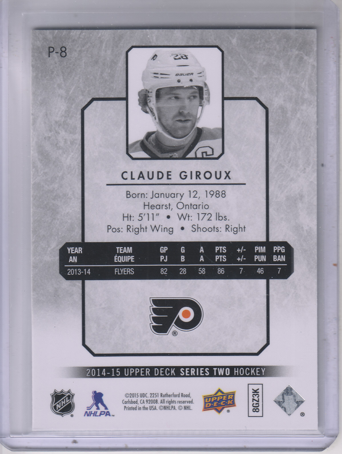 2014-15-Upper-Deck-Hockey-Canvas-Inserts-You-Pick-Buy-10-cards-FREE-SHIP thumbnail 201