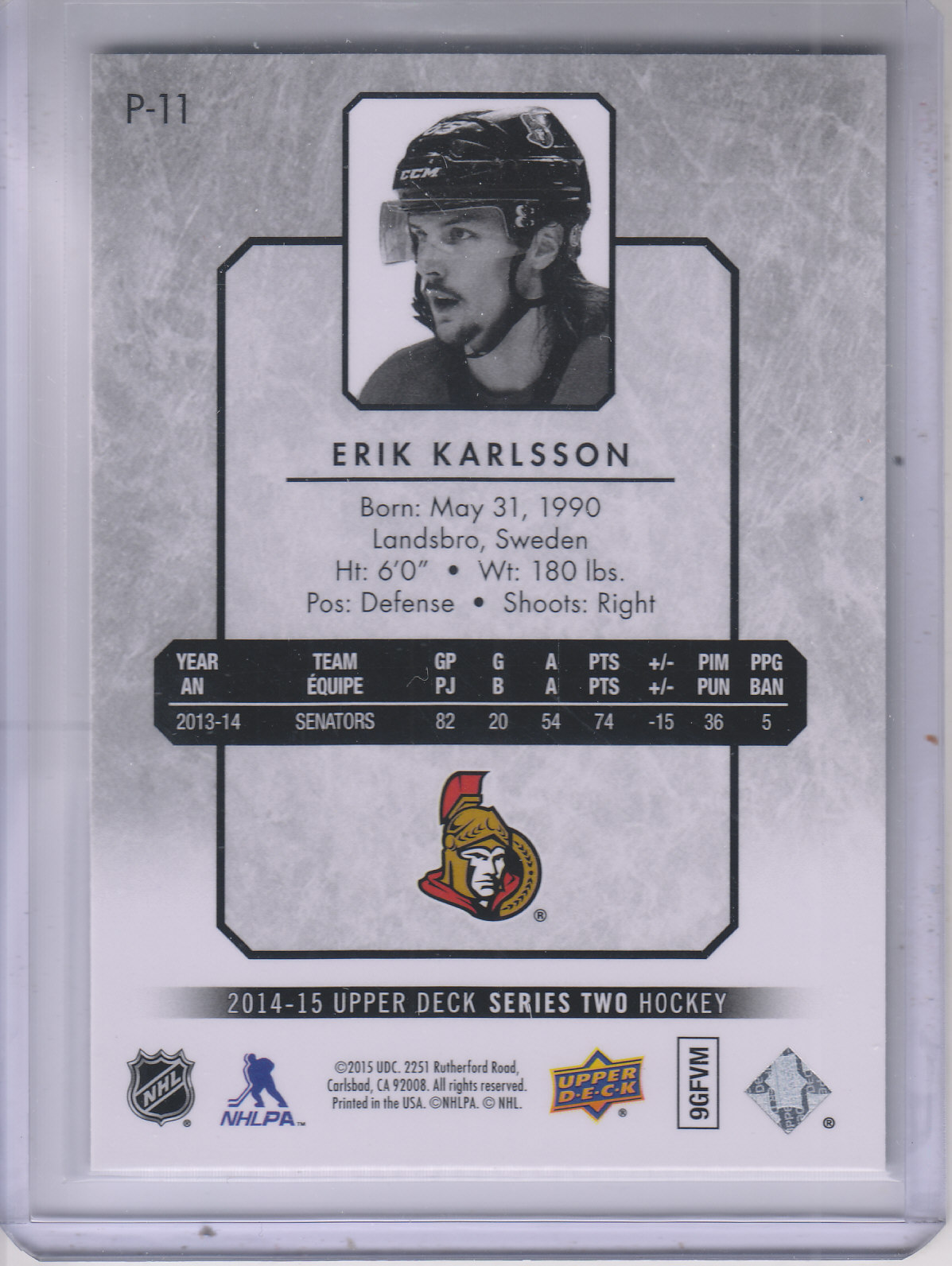 2014-15-Upper-Deck-Hockey-Canvas-Inserts-You-Pick-Buy-10-cards-FREE-SHIP thumbnail 205