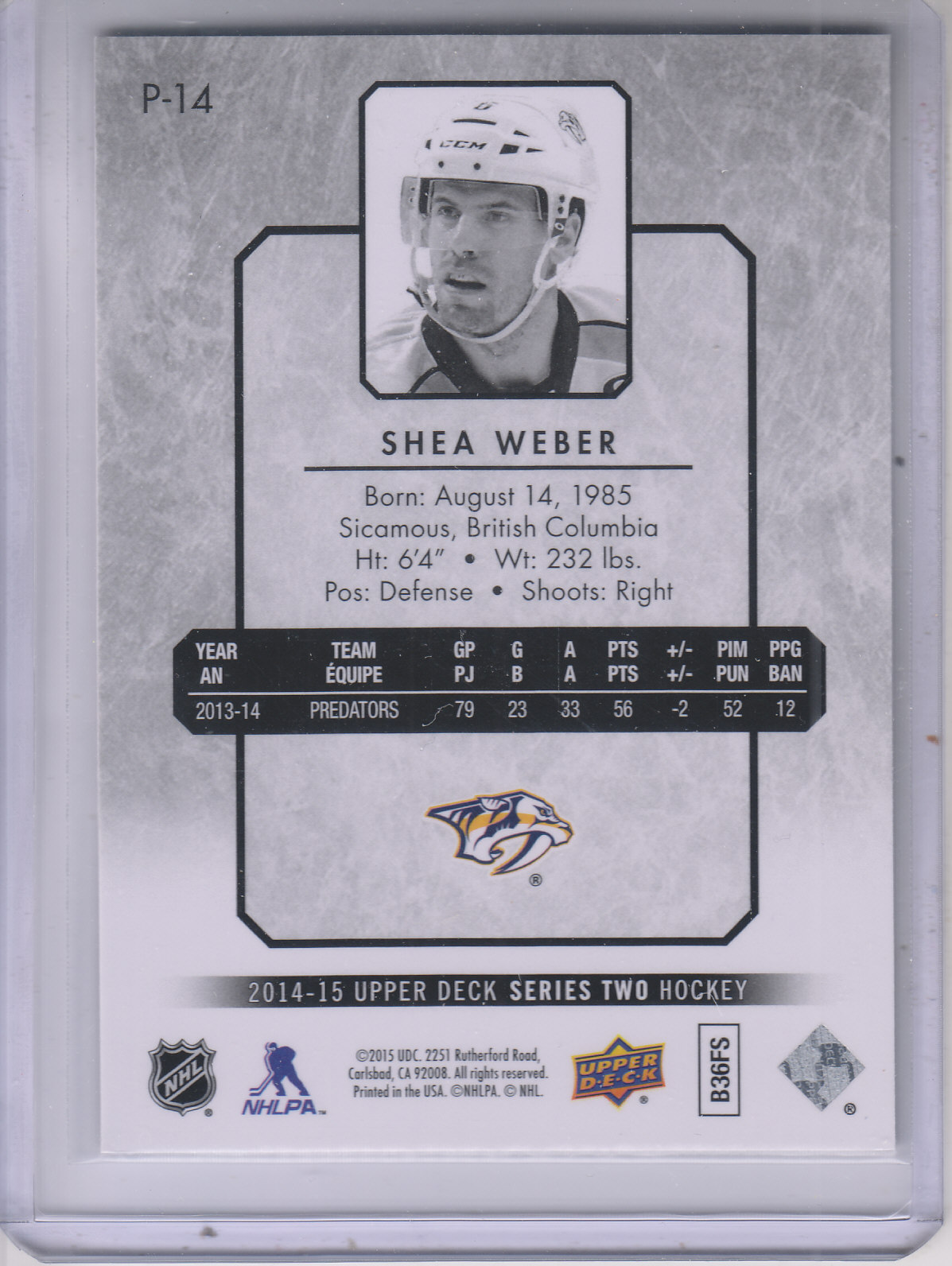 2014-15-Upper-Deck-Hockey-Canvas-Inserts-You-Pick-Buy-10-cards-FREE-SHIP thumbnail 207