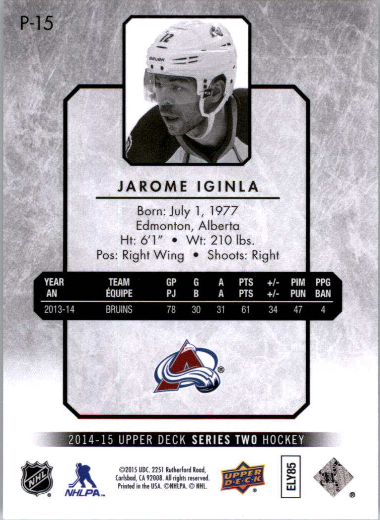 2014-15-Upper-Deck-Hockey-Canvas-Inserts-You-Pick-Buy-10-cards-FREE-SHIP thumbnail 209