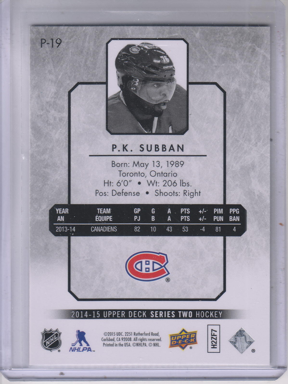 2014-15-Upper-Deck-Hockey-Canvas-Inserts-You-Pick-Buy-10-cards-FREE-SHIP thumbnail 214