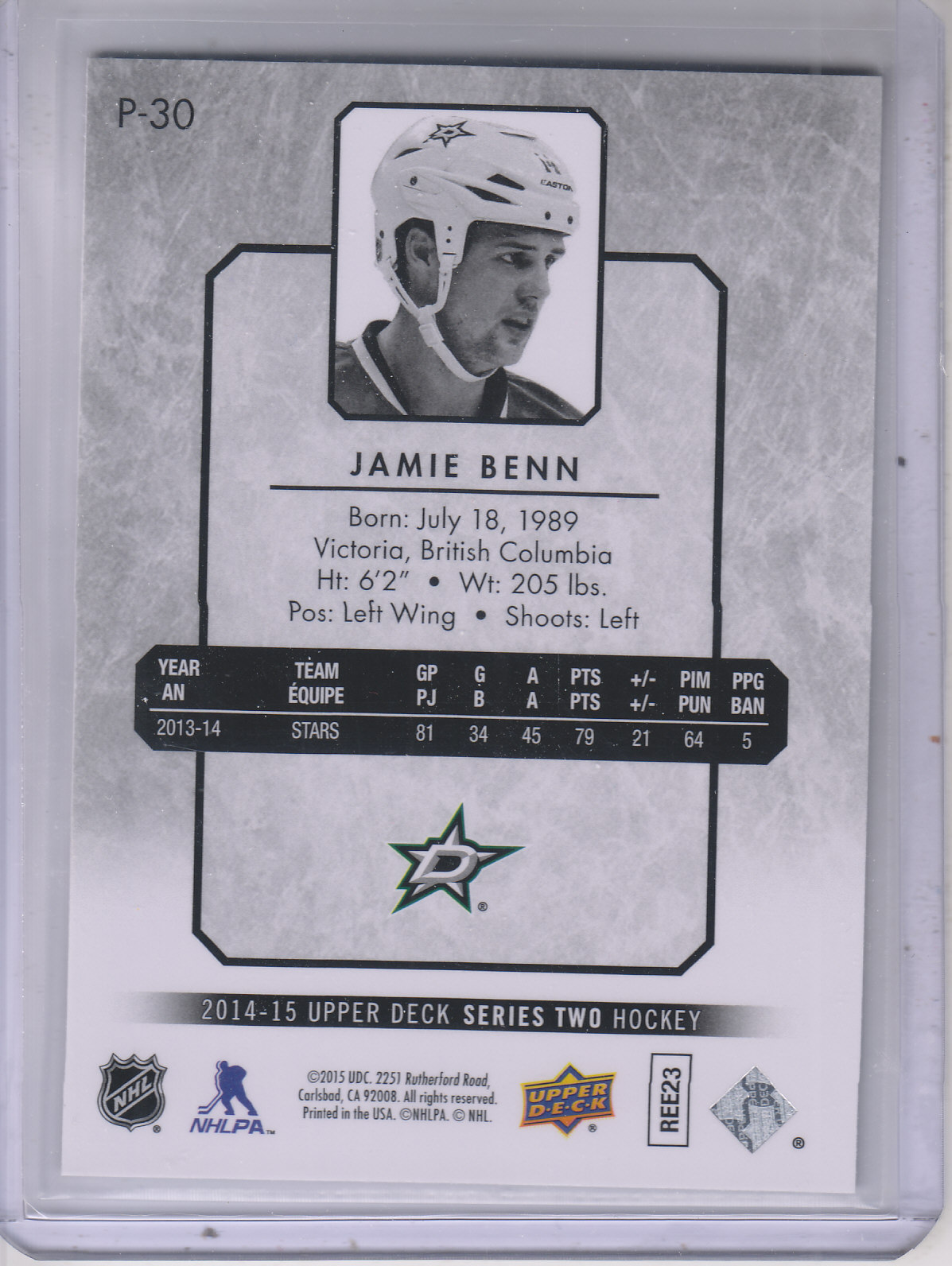 2014-15-Upper-Deck-Hockey-Canvas-Inserts-You-Pick-Buy-10-cards-FREE-SHIP thumbnail 216