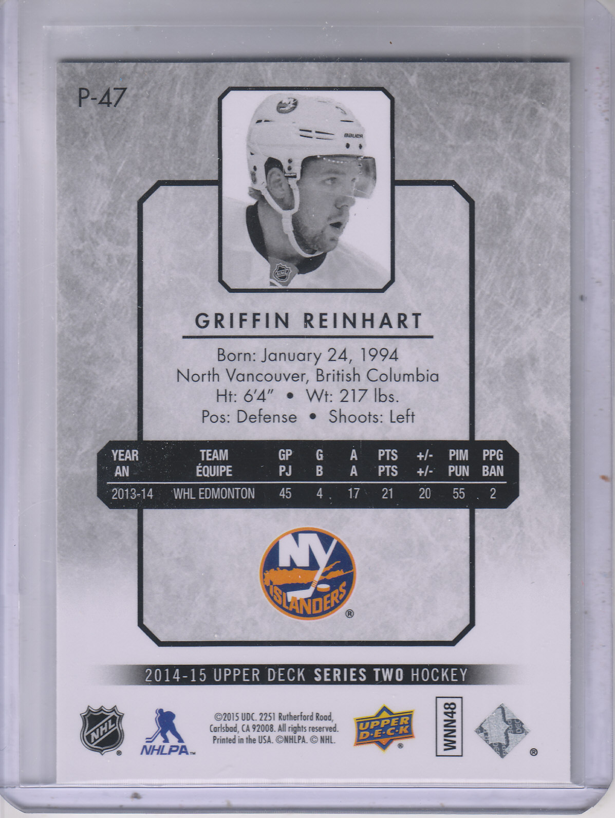2014-15-Upper-Deck-Hockey-Canvas-Inserts-You-Pick-Buy-10-cards-FREE-SHIP thumbnail 229