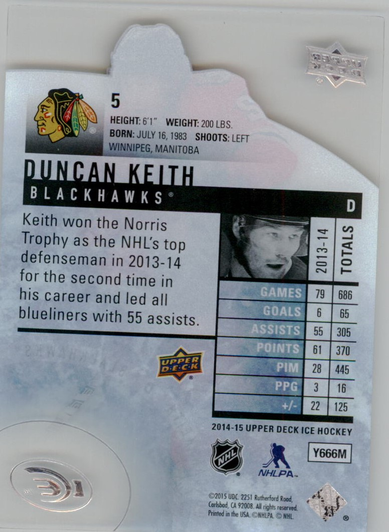 2014-15-Upper-Deck-Ice-Pick-From-List-Base-Jersey-rookies thumbnail 4