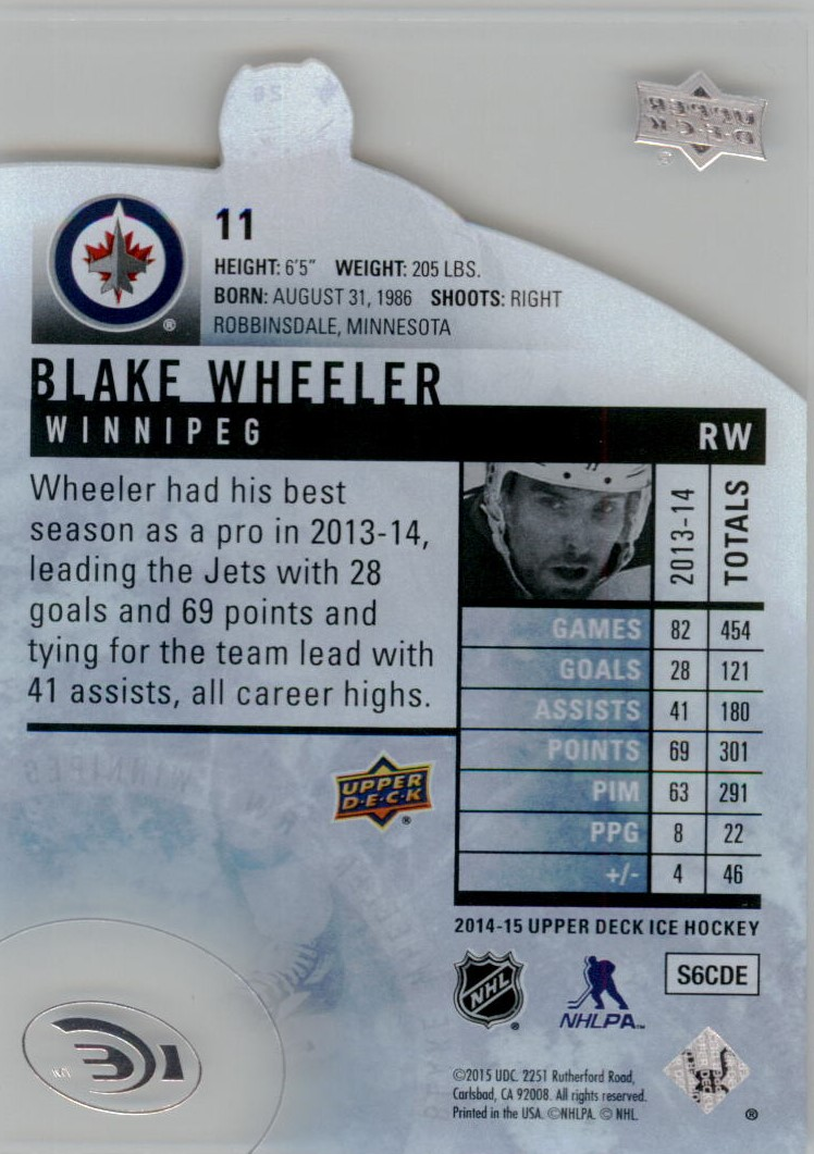 2014-15-Upper-Deck-Ice-Pick-From-List-Base-Jersey-rookies thumbnail 10
