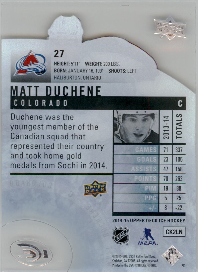 2014-15-Upper-Deck-Ice-Pick-From-List-Base-Jersey-rookies thumbnail 22