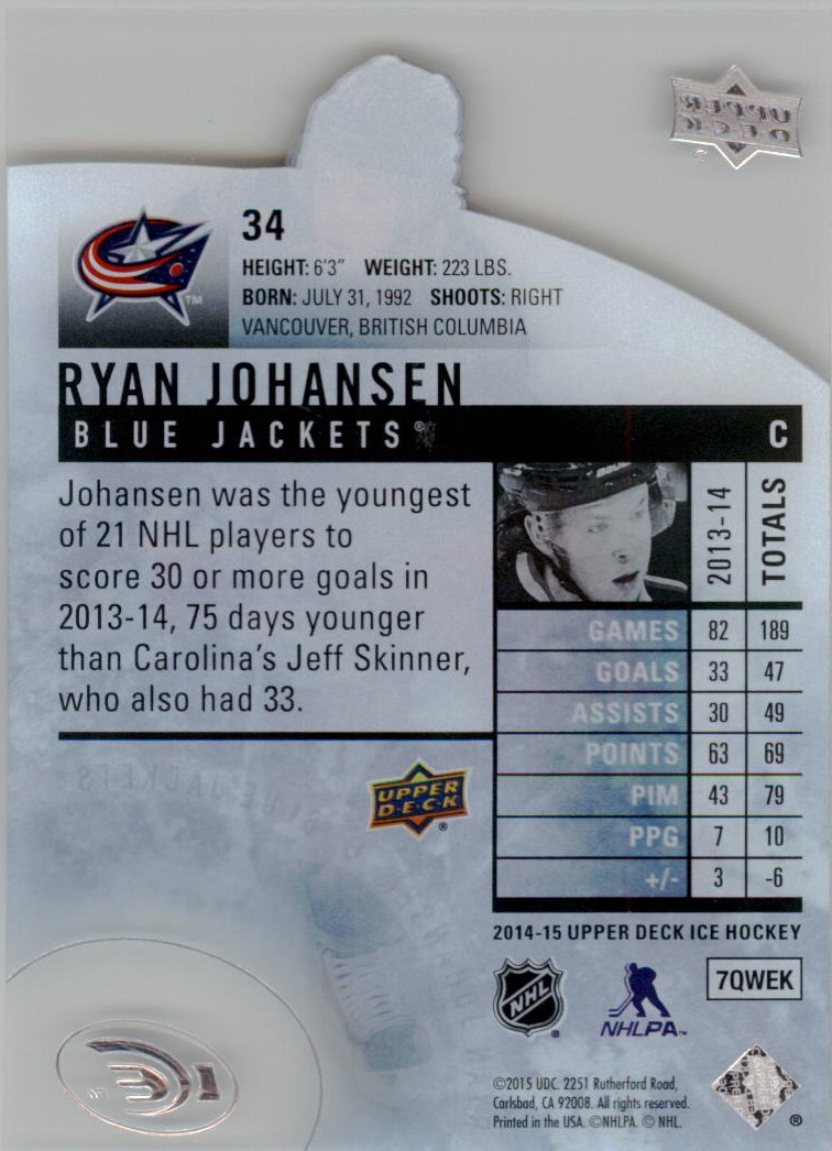 2014-15-Upper-Deck-Ice-Pick-From-List-Base-Jersey-rookies thumbnail 26