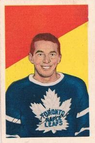 1952-53 Parkhurst #94 Ron Stewart RC