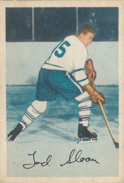 1953-54 Parkhurst #5 Tod Sloan