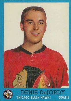1962-63 Topps #25 Denis DeJordy