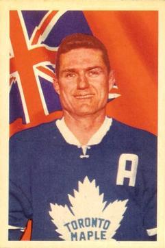 1963-64 Parkhurst #1 Allan Stanley