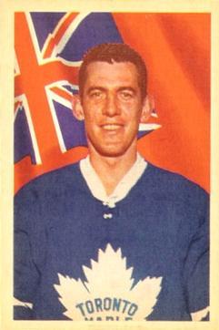 1963-64 Parkhurst #2 Don Simmons