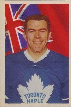 1963-64 Parkhurst #15 John McMillan RC