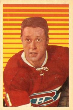 1963-64 Parkhurst #28 Jean Gauthier RC