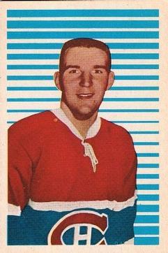 1963-64 Parkhurst #33 John Ferguson RC