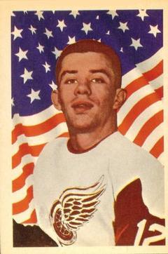 1963-64 Parkhurst #47 Bob Dillabough RC