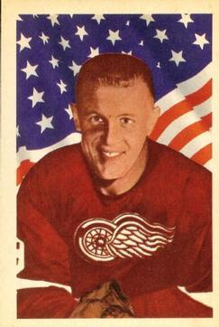 1963-64 Parkhurst #54 Ron Ingram RC