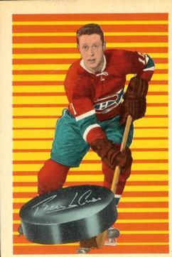 1963-64 Parkhurst #87 Jean Gauthier RC