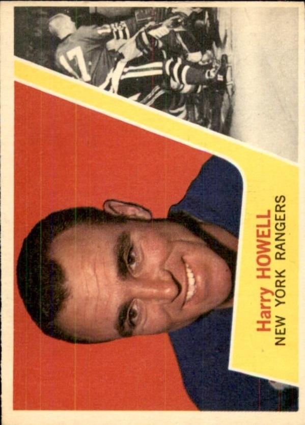 1963-64 Topps #48 Harry Howell