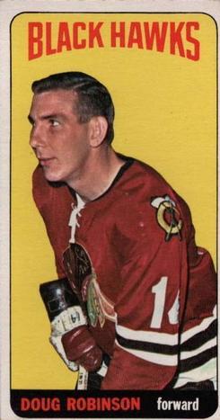 1964-65 Topps #84 Doug Robinson RC