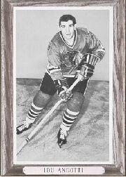 1964-67 Beehive Group III Photos #30 Lou Angotti