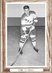 1964-67 Beehive Group III Photos #127 Rod Gilbert