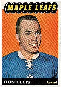 1965-66 Topps #82 Ron Ellis RC