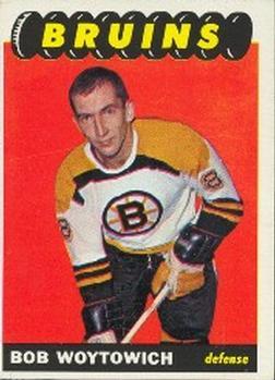 1965-66 Topps #100 Bob Woytowich DP RC