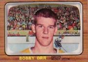 1966-67 Topps #35 Bobby Orr RC