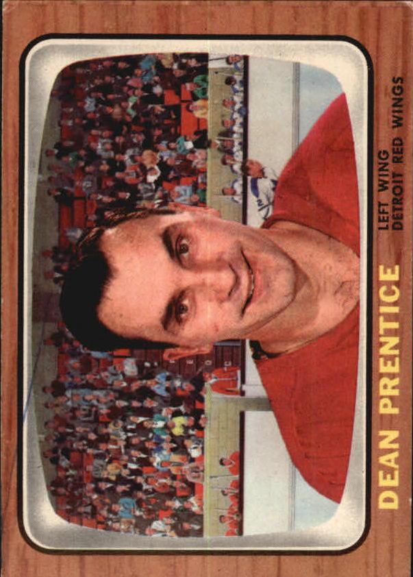 1966-67 Topps #45 Dean Prentice