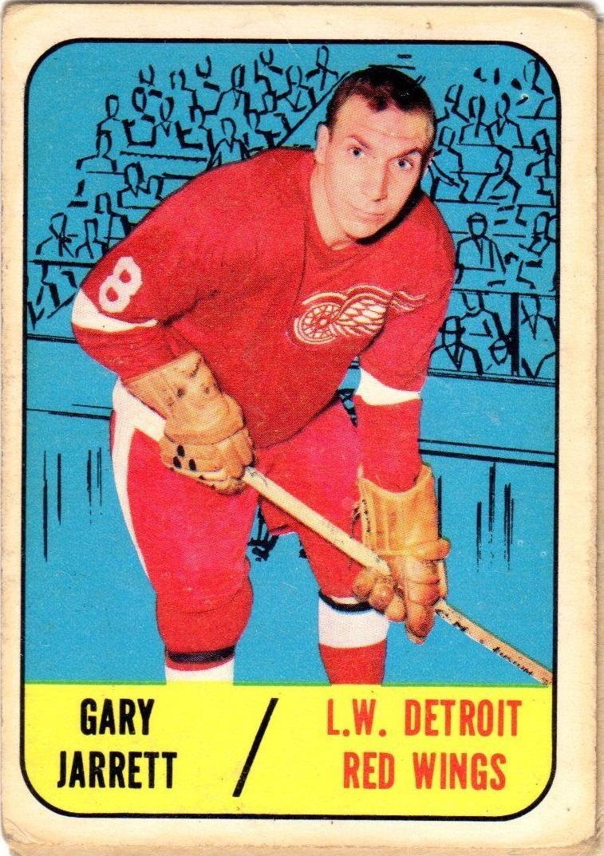 1967-68 Topps #44 Gary Jarrett RC