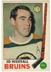 1969-70 O-Pee-Chee #29 Ed Westfall