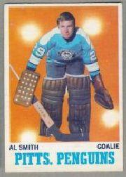 1970-71 O-Pee-Chee #87 Al Smith RC