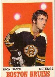 1970-71 O-Pee-Chee #135 Rick Smith RC