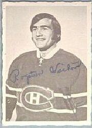 1970-71 O-Pee-Chee Deckle #22 Rogatien Vachon