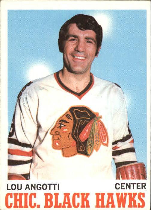 1970-71 Topps #12 Lou Angotti