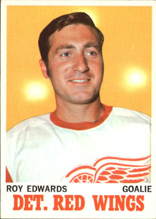 1970-71 Topps #21 Roy Edwards
