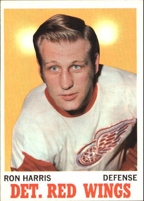 1970-71 Topps #23 Ron Harris