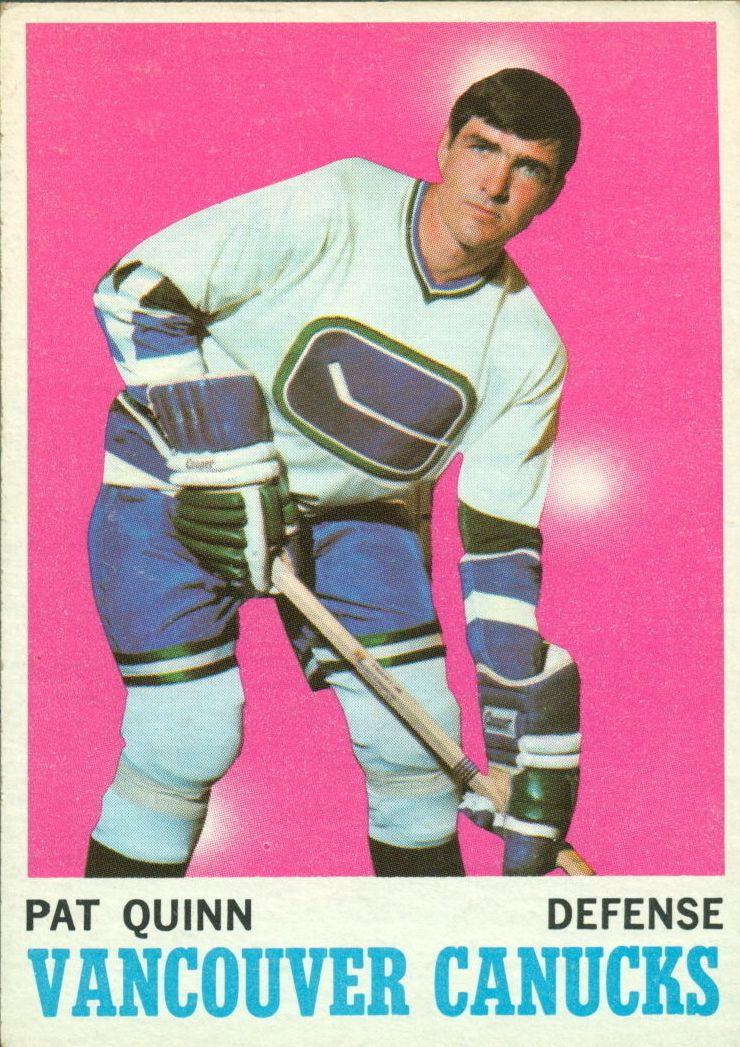 1970-71 Topps #120 Pat Quinn