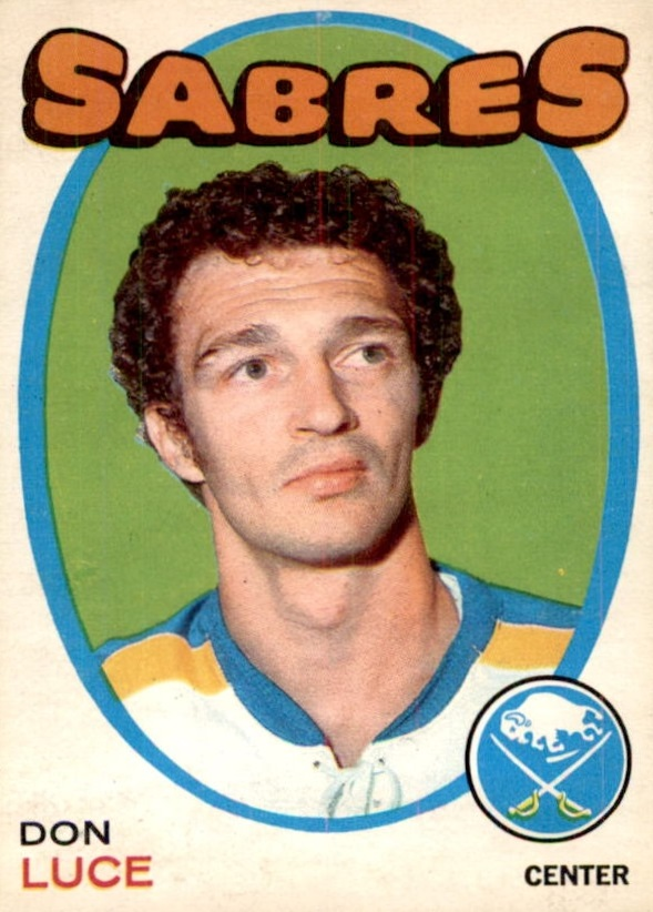 1971-72 O-Pee-Chee #166 Don Luce RC