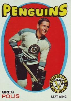 1971-72 Topps #41 Greg Polis RC