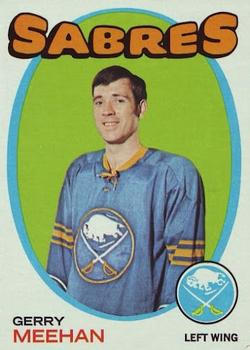 1971-72 Topps #74 Gerry Meehan
