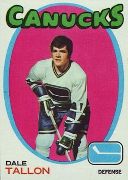 1971-72 Topps #95 Dale Tallon