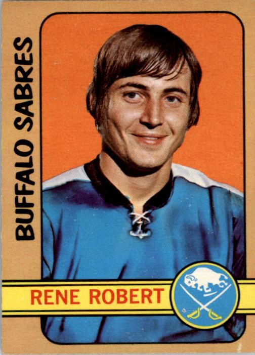 1972-73 O-Pee-Chee #2 Rene Robert RC