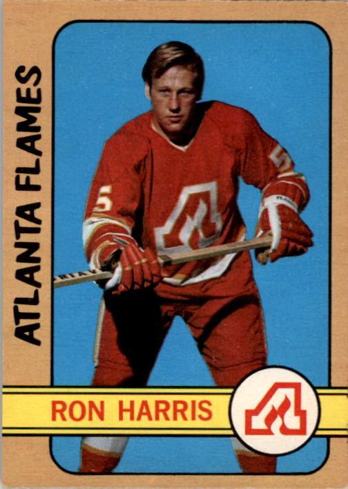 1972-73 O-Pee-Chee #5 Ron Harris