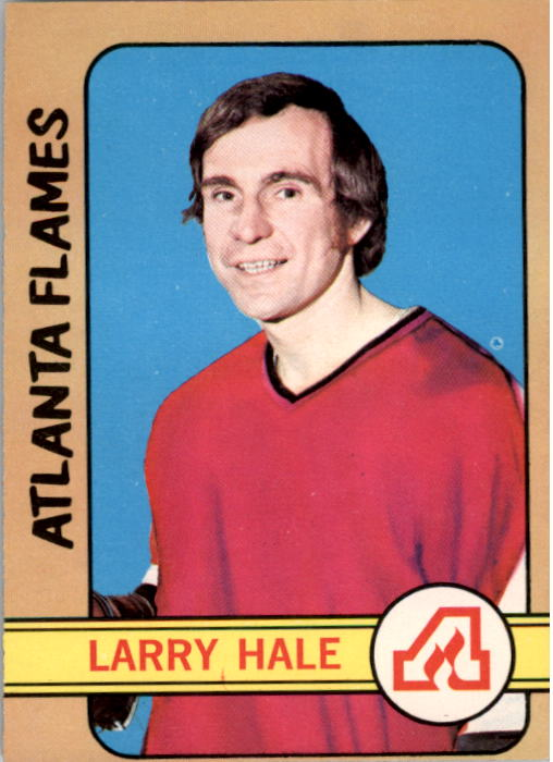 1972-73 O-Pee-Chee #53 Larry Hale RC